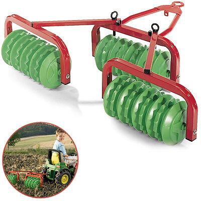 Rolly Toys RollyTrailer Anhänger Cambridge Walze für Kindertraktor Traktor NEU