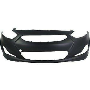New Painted 2012 2013 Hyundai Accent Front Bumper
