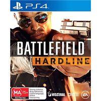 RECHERCHÉ PS4 : BATTLEFIELD HARDLINE