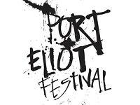 2 x Port Eliot festival tickets Plus Car Pass