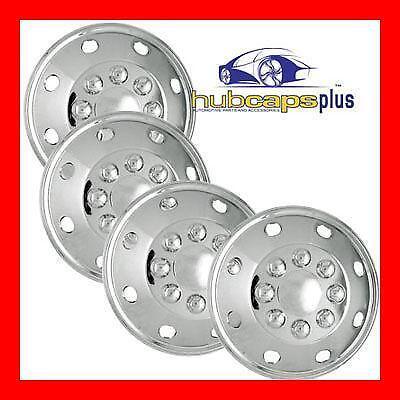 Original 16quot Sunseeker RV Motorhome Hubcaps Wheel Covers Hub Caps Wheelcovers