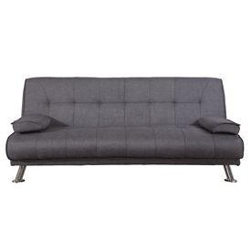 3 Seater Clic Clac Sofa Bed 99%new