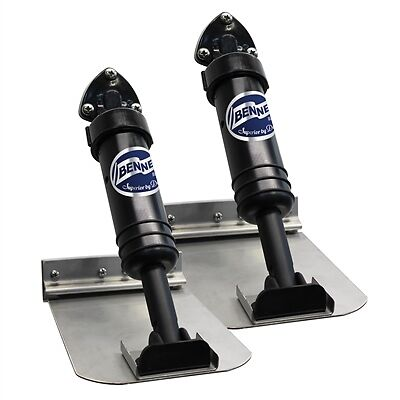 Bennett  Self-Leveling Trim Tab System for BOATS UP TO 17'     6