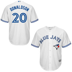 New Toronto Blue Jays MLB Baseball Jersey 44 Josh DonaldsonSALE