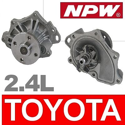 Toyota NPW WATER PUMP   MADE IN JAPAN JDM 24L All New