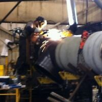 Welding and Fabrication Services, CWB and B pressure