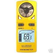 Wind Speed Anemometer