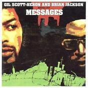 Gil Scott Heron CD