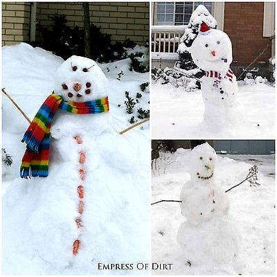 Beliebt wie eh und je: Der Schneemann