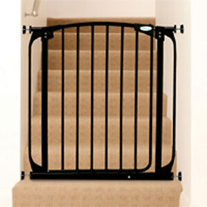 Dreambaby security gate black