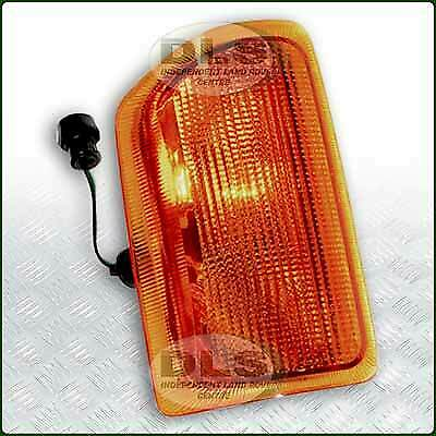 RH Front Indicator Flasher Lamp Land Rover Discovery 1 to VIN LA081991