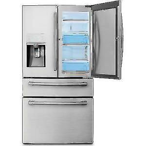BLOWOUT SALE ON BRAND NEW FRIDGES STAINLESS STEEL