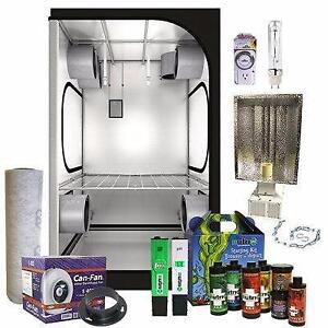 Grow Tents, Lights, Fans and Kits - Everything you need for your Indoor Growing Project!