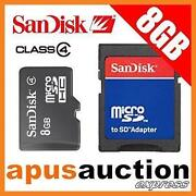 SanDisk 8GB Micro SD