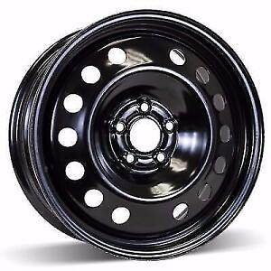 16 inch steel rims 16 x 6.5 fit many vehicles Manitoba Preview