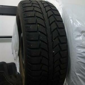 Be ready for this season with set of 4 Winter Tires Low Mileage
