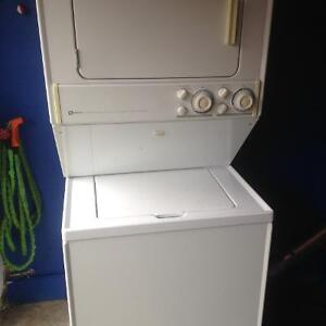 Washer & dryer stackable