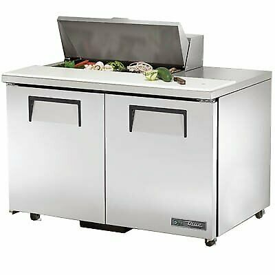 True Tssu-48-08-ada-hc 48 Sandwich Salad Unit Refrigerated Counter