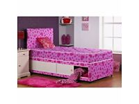***BRAND NEW***KIDS XMAS PRESENT***THE PINK HEART BED***