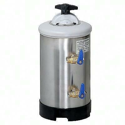 8 Liter Rechargeable Water Softener Ascaso DVA Addolcitore LT8