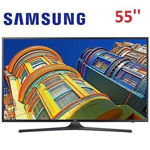 NEW* SAMSUNG 55'' 4K SMART LED TV - 117657731 - UN55KU6290F