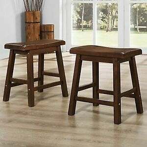 Outstanding 18 Ashby Kitchen Stools Set Of 2 Kitchen Bar Saddle Back Wooden Seat Machost Co Dining Chair Design Ideas Machostcouk