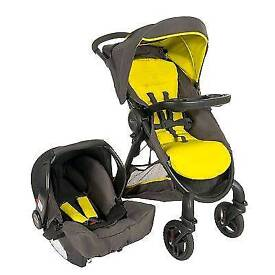 Graco Fast Action Travel System 2.0