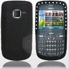 Silicone Case Cover Nokia C3