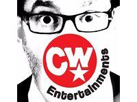 CW Entertainments - Chris Wilson, Singer, Musician, Disco for hire