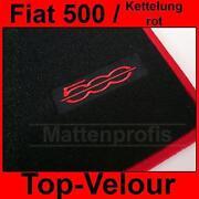 Fiat 500 Fußmatten