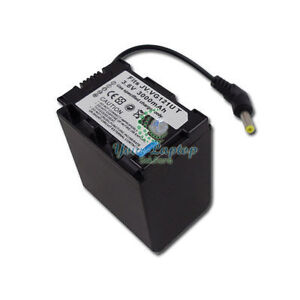 3Ah BN-VG121U Battery for JVC Camcorder BN-VG107 BN-VG108US BN-VG114U BN-VG138E