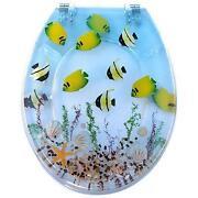 Fish Toilet Seat