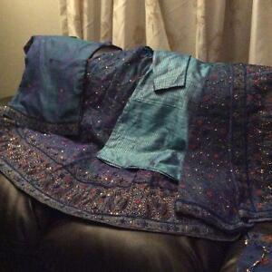 SOLD wedding/bridal dress[indian \pakistani  lahanga/sharara] Regina Regina Area image 6