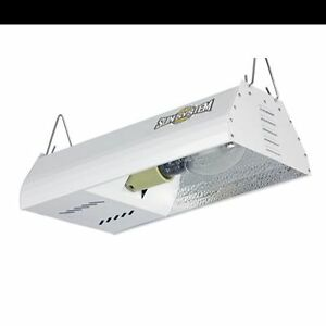 Sun System® HPS 150 Grow Light Fixture 120$ nego