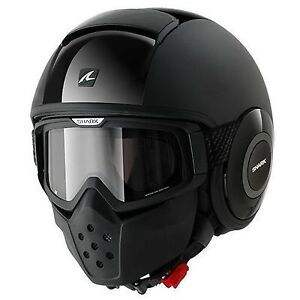 Casque moto shark raw