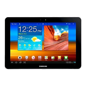 "10.1"" Like new Samsung GT-P7510 tablet Tab 3 for swap/trade"