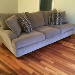 Beige Couch for sale - like new