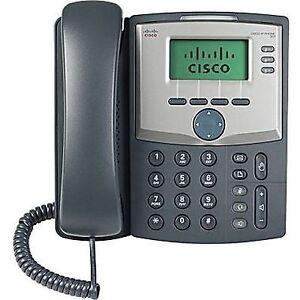 CiscoMD Téléphone IP avec écran et port pour PC  internet NEUF