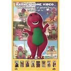 Barney Home Video