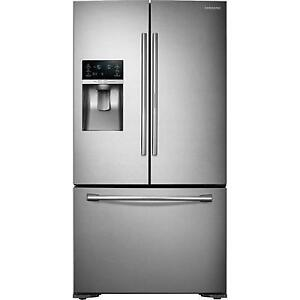 36-inch, 22.5 cu. ft. Counter-Depth French 3-Door Refrigerator with Twin Cooling Plus Technology