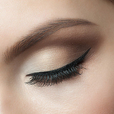 Winged Out Eyeliner Look