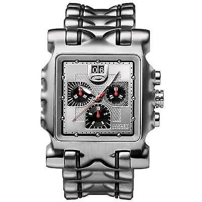 Oakley Minute Machine Time Tank Watch BOX | eBay