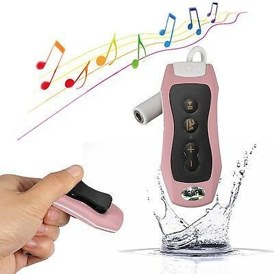 Walkman on water: great for swimming to music