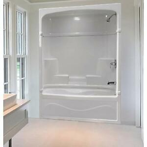 Mirolin 3 Piece Bathtub Shower Unit  Shower Kijiji In Ontario Buy Sell Save With Canada S