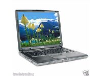 CHEAP ROBUST Dell Latitude Laptop - Core Duo 2GB RAM DVD WiFi Warranty