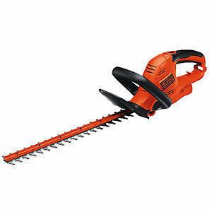 Black & Decker 20-inch 3.8 amp Electric Hedge Trimmer