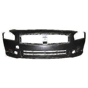 New Painted 2009-2014 Nissan Maxima Front Bumper & FREE shipping
