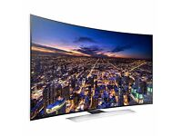 SAMSUNG 65 SMART 3D LED VOICE CONTROL VOICE & HAND MOTION CONTROL CAMERA FREESAT & FREEVIEW HD!!