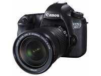 Brand New Canon EOS 6D Digital SLR + 24-105mm f/3.5-5.6 STM IS Lens *****Reduced*****