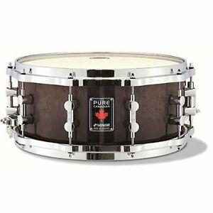 sonor pure Canadian snare mint 14 by 6 Limited edition $ 900.